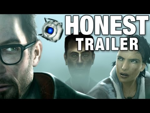 HALF LIFE 3 Honest Game Trailers