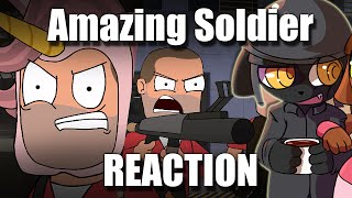 Meet the Amazing Soldier - REACTION