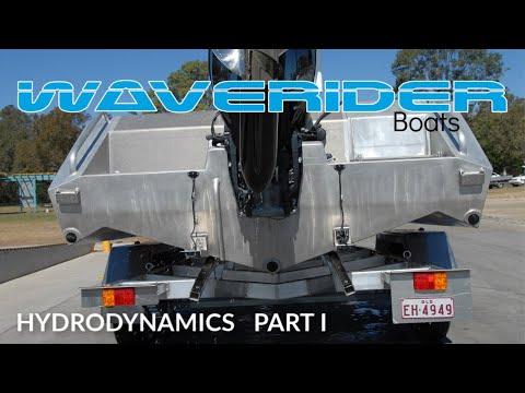 Using HYDRODYNAMICS in boat design Australia