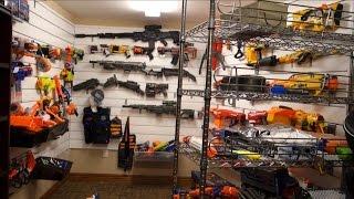 HOW MANY NERF GUNS DO I HAVE??