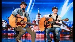 Father and Son Duo Tim and Jack | ALL Performances Britain