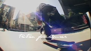 Tristan Funkhouser Substance Second Part | TransWorld SKATEboarding