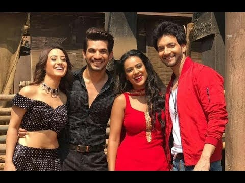 Xxx Mp4 Ishq Mein Marjawan 400 Episode Celebration Aalisha Panwar Arjun Bijlani Nia Sharma Vineet Raina 3gp Sex