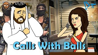 Happy Ending Prank Call - Calls With Balls - Weekly Prank Show by BollywoodGandu