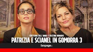 Gomorra 3, Cristiana Dell'Anna e Cristina Donadio: