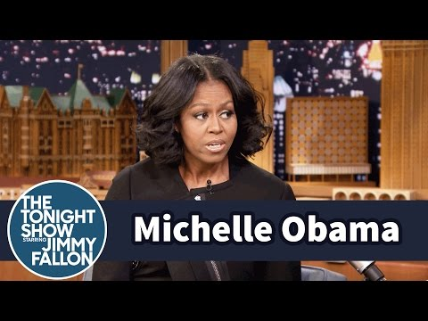 watch First Lady Michelle Obama Gets Emotional Saying Goodbye