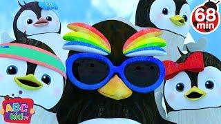 Penguin Dance | + More Nursery Rhymes & Kids Songs - ABCkidTV