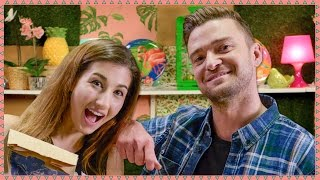 MAYBABY BECOMES JUSTIN TIMBERLAKE'S ASSISTANT  | Hey Guys, It's Meg!