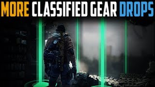 The Division | Classified Gear Needs To Be More Generous | Patch 1.7