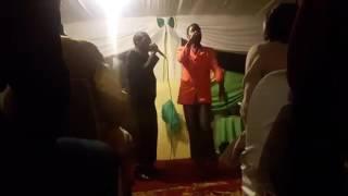 evangelist mt maebela and evangelist tr maphanga