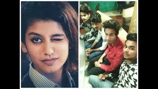 Aashiqui with Priya prakash || 4 men Down