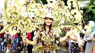 KARNAVAL JOGJA FASHION WEEK - Malioboro Yogyakarta 2016 [HD]