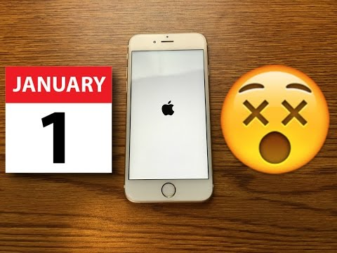 Don t set your Apple iPhone s date to January 1 1970 This Crazy HACK will Crash your iPhone 7