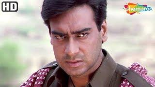 Ajay Devgan scenes from Kachche Dhaage - Saif Ali Khan - Manisha Koirala - Hit Action Movie
