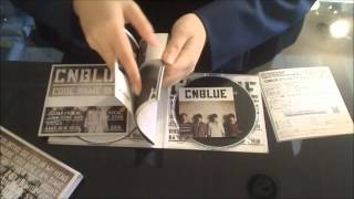 CNBLUE Code Name Blue (Limited Edition) Unboxing