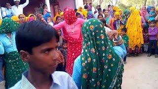 Haryanvi Ladies Funny Dance in Marriage
