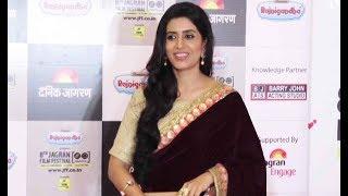 Sonali Kulkarni Interview At Jagran Film Festival 2017
