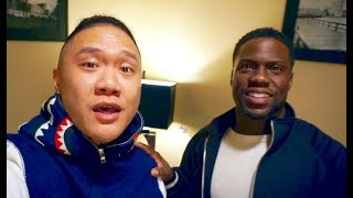 Working with Kevin Hart - Who