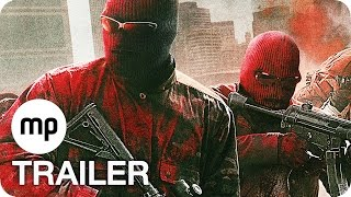 Exklusiv TRIPLE 9 Trailer German Deutsch (2016)