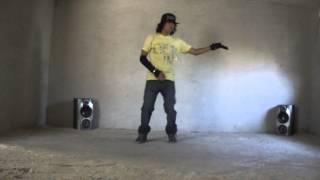 Hip hop dubstep dance - kobu sevani - scream shout