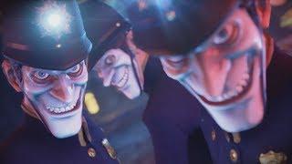 We Happy Few Official PS4 Announcement Trailer