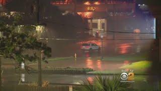 Hurricane Nate Comes Ashore In Mississippi