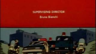 Unusual Inspector Gadget end credit sequence