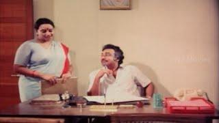 Old Man Forcing Jothi - Azhagiya Laila Romantic Tamil Movie Scenes