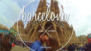 BARCELONA | GOPRO TRIP | Travel