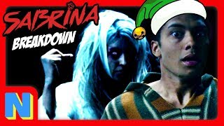 Sabrina's Christmas Special EXPLAINED! A Midwinter's Tale Review | Nerdflix + Chill