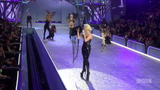 Lady Gaga A-YO , John Wayne live victoria's secret fashion show 2016