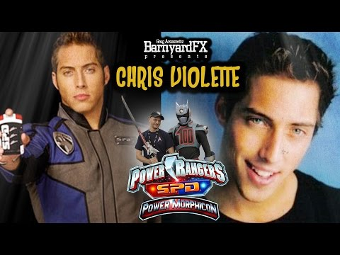 Xxx Mp4 Greg Aronowitz Sits With Chris Violette The Blue Ranger And Talk About Power Rangers S P D 3gp Sex