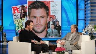 Chris Hemsworth Has Chris Pratt