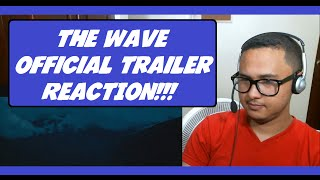 THE WAVE Official Trailer 2016 Natural Disaster Movie REACTION!!!