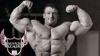 Super League: Is it Even Bodybuilding? Iron Rage