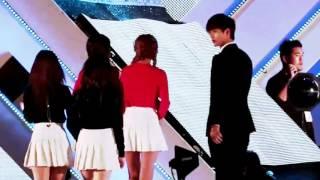 161022 [Fancam] Sungjae Joy Moment - KBS Youth Music Concert 2