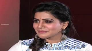 Samantha Exclusive Interview Part 02 | Brahmotsavam Movie || Mahesh Babu , Kajal Aggarwal