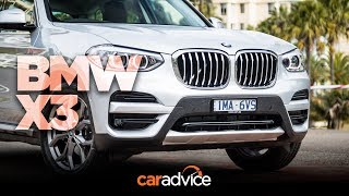 2018 BMW X3 sDrive20i review: Good value..?