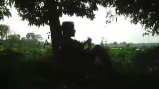 গিটারের সাথে গান গেয়ে নেট জগৎ কাপালো খুলনার ছেলে| saif sagor