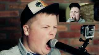 Silverstein - Massachusetts - Vocal Cover by Taylor Thomson