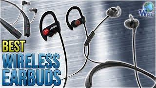 10 Best Wireless Earbuds 2018
