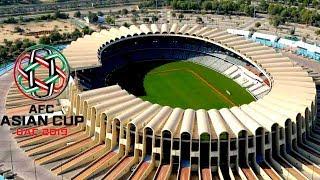 AFC Asian Cup UAE 2019 Stadiums
