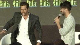 Shahid Kapoor & Hrithik Roshan