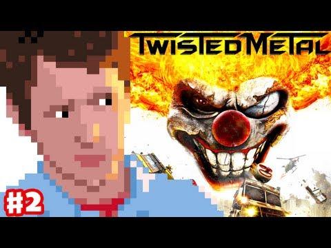 Twisted Metal - Part 2 - Death Match - Killosseum