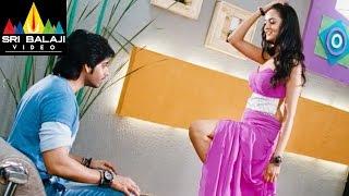Adda Movie Shanvi and sushanth Comedy in Trail Room | Sushanth, Shanvi | Sri Balaji Video