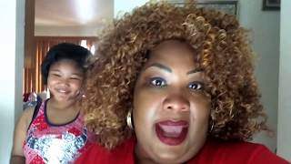 4th of July Barbecue Vlog! Independence day We was LIT! Deidra Dazzling Plus Size Fashion Blogger