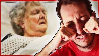 MIA NONNA E' MORTA A NATALE :( LASCIATE MI PIACE!! - Commenti Imbarazzanti #3