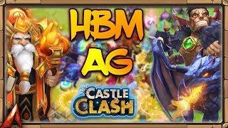 HBM AG! Going in BLIND! How Hard?! Castle Clash