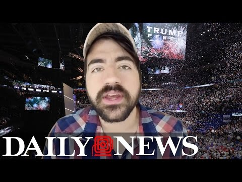 Liberal Redneck Donald Trump and the Republican National Convention