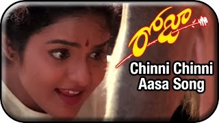 Roja Telugu Movie  | Chinni Chinni Aasa Video Song | AR Rahman | Arvind Swamy | Madhoo